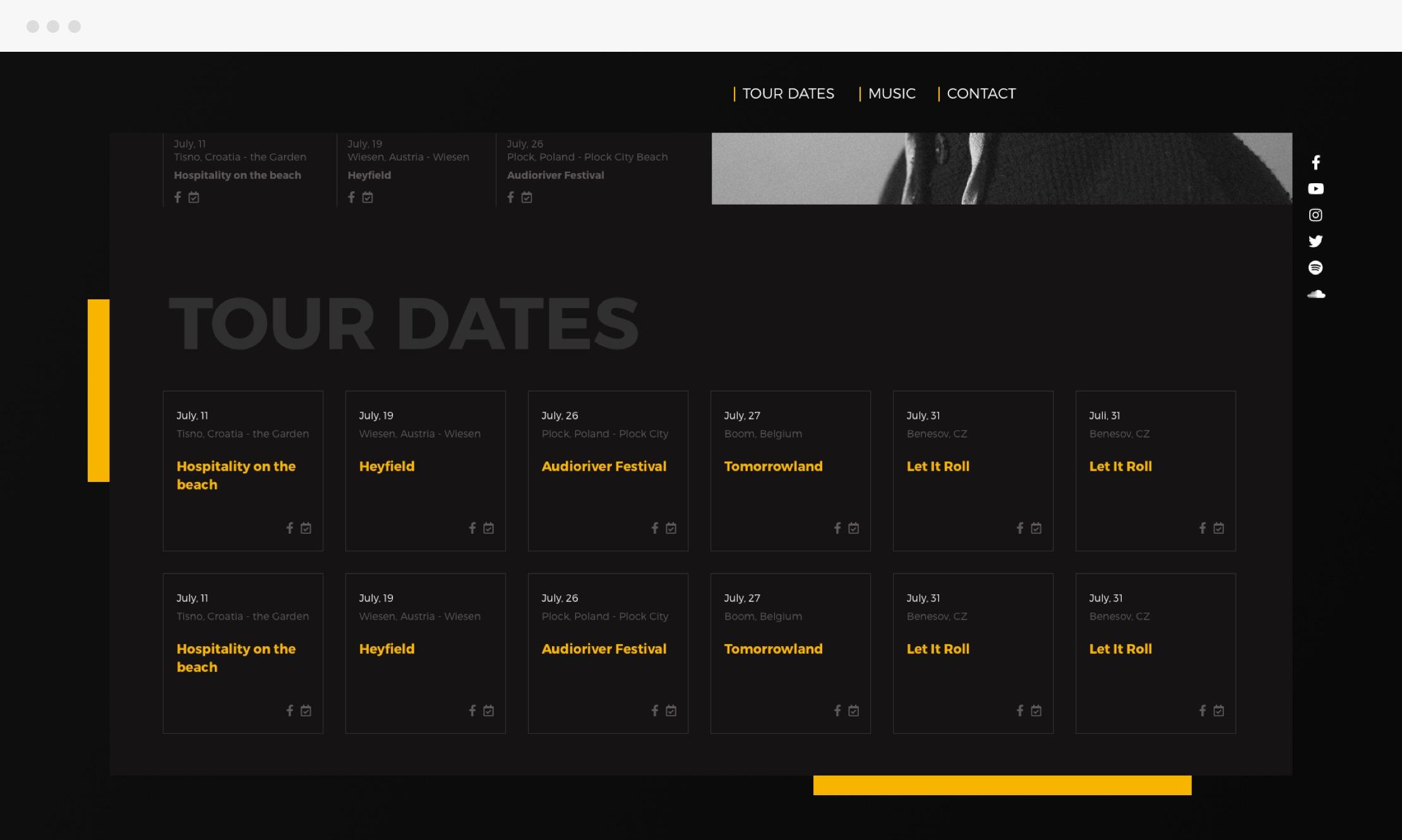 Imanu Tour dates